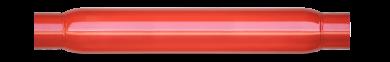 Thrush® Glasspack Muffler - Center / Center - Thrush® Exhaust P/N: 24069