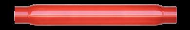 Thrush® Glasspack Muffler - Center / Center - Thrush® Exhaust P/N: 24200