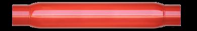 Thrush® Glasspack Muffler - Center / Center - Thrush® Exhaust P/N: 24242