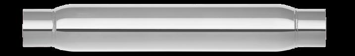 Thrush® Glasspack Muffler - Center / Center - Thrush® Exhaust P/N: 24241