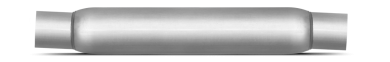 Thrush® Glasspack Muffler - Center / Center - Thrush® Exhaust P/N: 24098