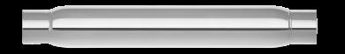 Thrush® Glasspack Muffler - Center / Center - Thrush® Exhaust P/N: 24240
