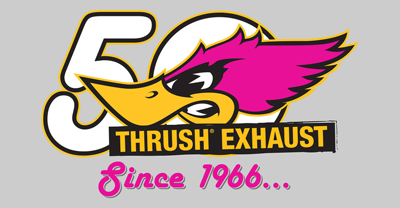 Thrush® Exhaust - Thrush® Exhaust, Making Hot Rods Hotter Since 1966™