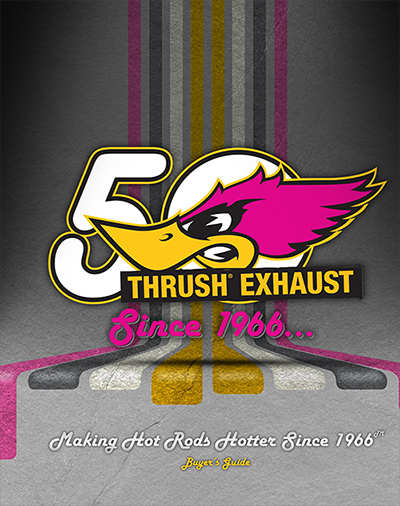 Thrush® Exhaust: 2015 Thrush® Exhaust Buyers Guide