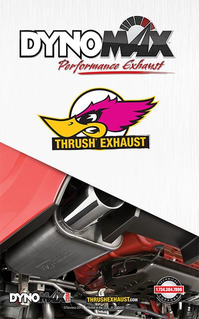 Thrush® Exhaust: 2017 Thrush® Exhaust Buyers Guide